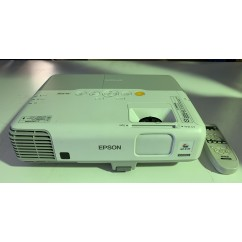 H388B Epson EB-915W WXGA 3LCD Portable Multimedia Projector With Remote Control