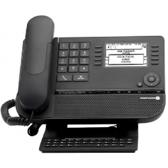Alcatel Lucent 8038 Premium IP Desk Phone with Qwerty Keyboard