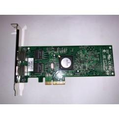458491-001 HP NC382T PCI-E Dual Port Gigabit Server Adapter 458491-001