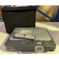 XG-C50X Sharp Notevision LCD Projector with Carry Bag and Remote Control