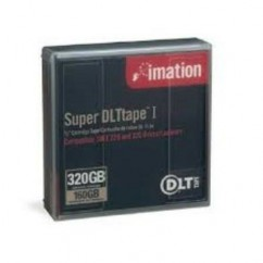 5112216260 Imation Super DLT tape I Cartridge 160/320GB.