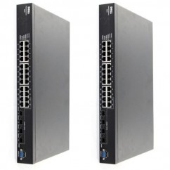 XJ675 Dell PowerConnect 5324 Switch 24 Gigabit Ports with 4 SFP Ports XJ675