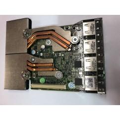 G8RPD Dell Intel X540 Base-T2 Quad Port 2 10GB 2 1GB RJ-45 Daughter Card 430-4427 G8RPD